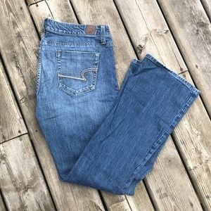 American Eagle True Boot : Boot Cut Jeans